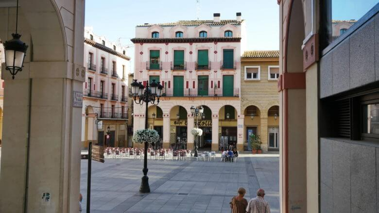 Plaza de López Allué