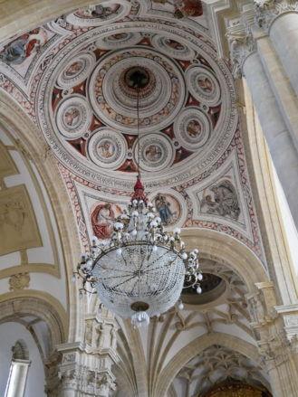In der Kathedrale von Baeza