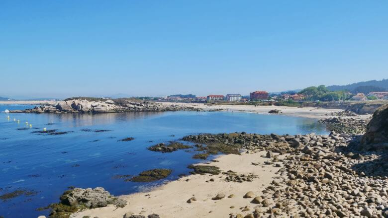 Strand Praia de Area Gorda