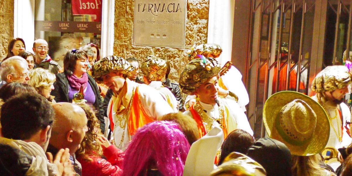 Karneval in Cádiz