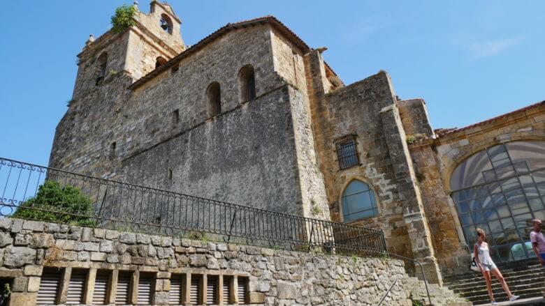 Iglesia de Santa María de la Asunción in Laredo