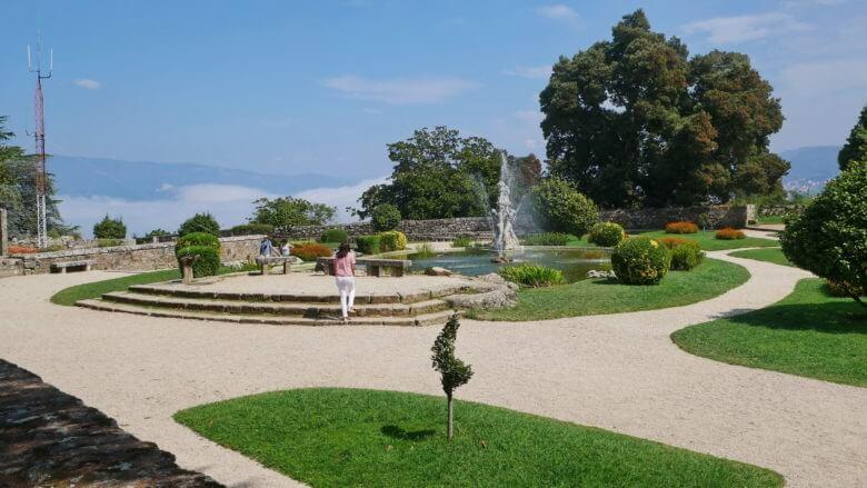 Park Parque Monte do Castro