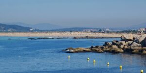 Urlaub auf O Grove: Die schönen Strände sind die Attraktionen der Insel an den Rías Baixas