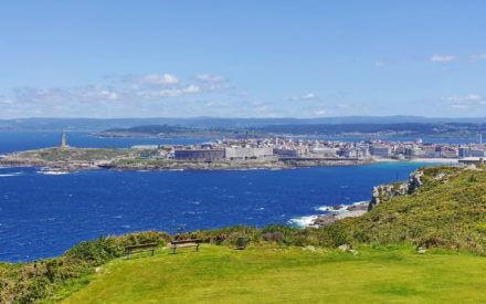 A Coruña: Reisetipps im Reiseführer mit Sehenswürdigkeiten