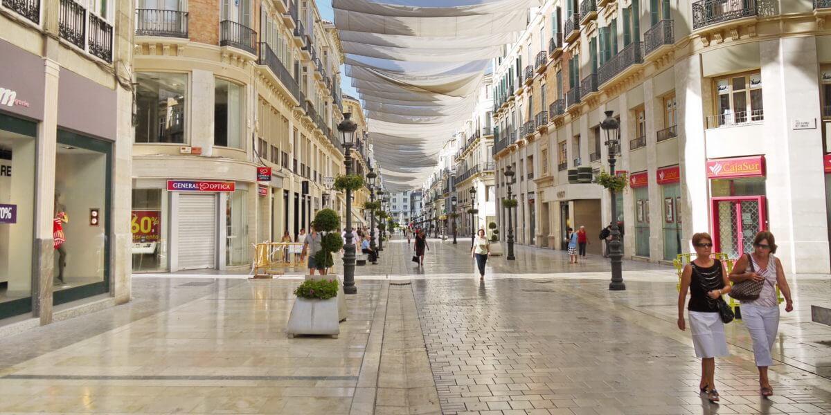 Málaga, ein Städtereiseziel in Andalusien
