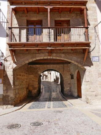 Altstadt von Mora