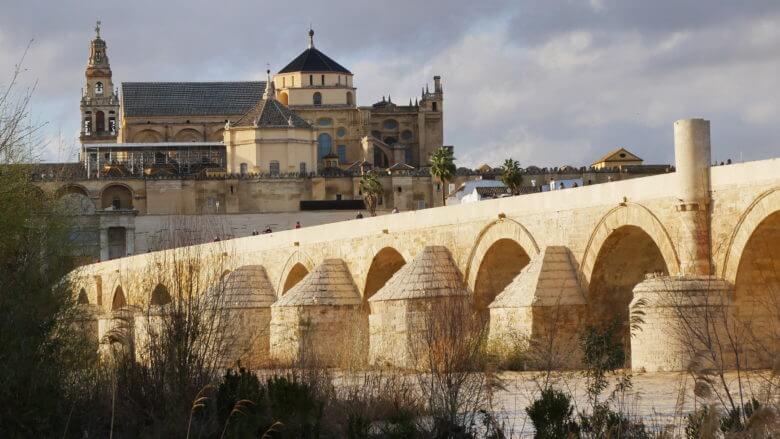 Brücke über den Guadalquivir