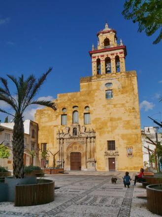 San Agustín Kirche
