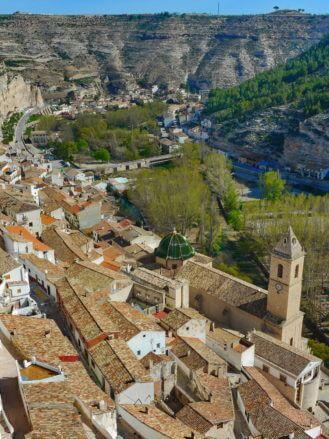 Über den Dächern von Alcalá