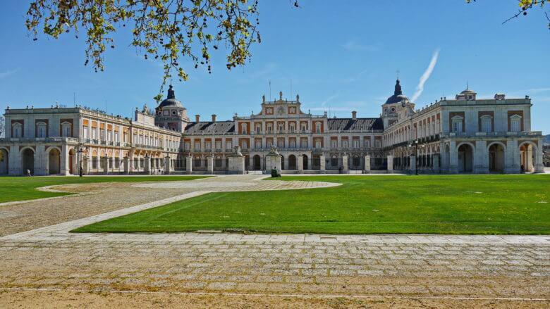 Königsschloss von Aranjuez