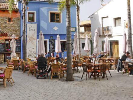 Wegweiser durch die Comunitat Valenciana (Region Valencia)