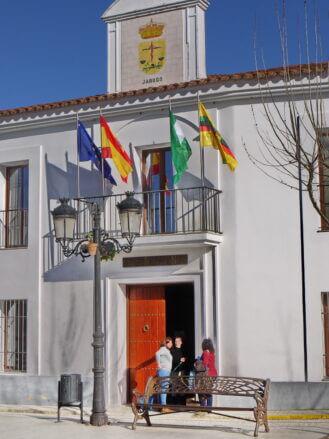 Rathaus von Jabugo