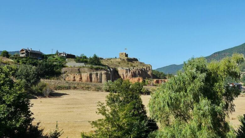 Burg von Urgell
