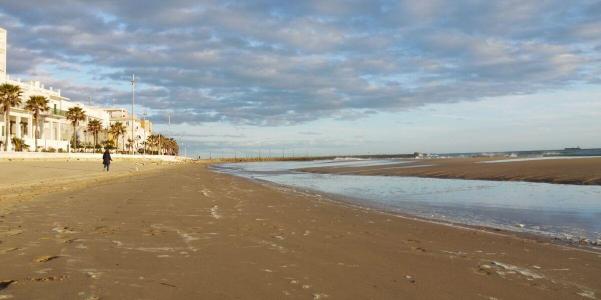 Rota, ein Urlaubsort an der Bucht von Cádiz