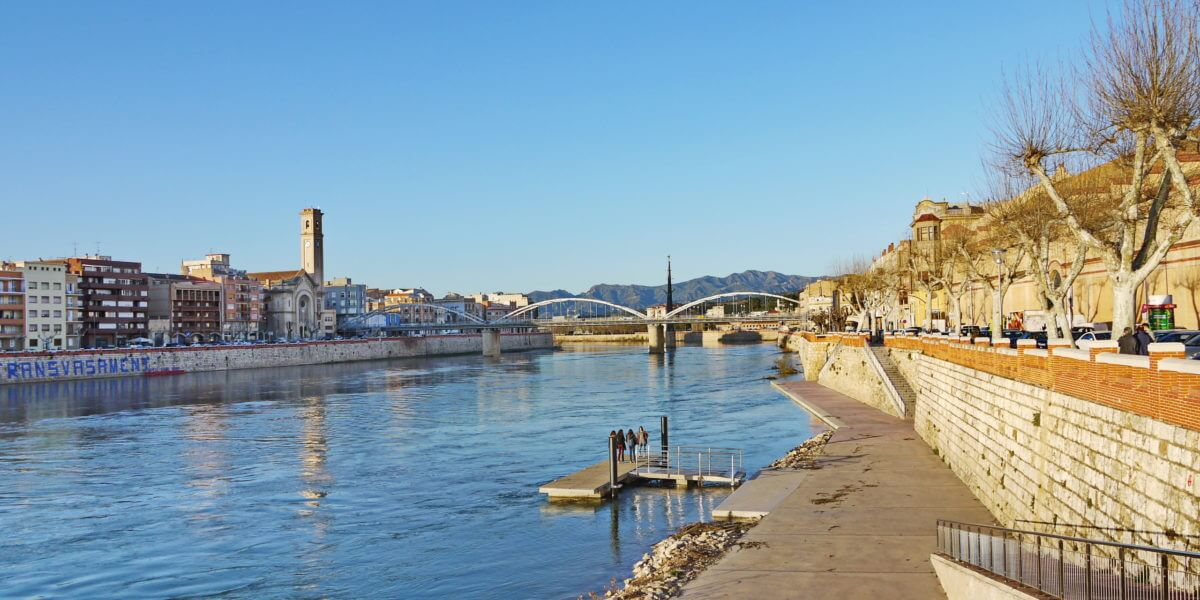 Tortosa, die sehenswerte Stadt am Ebro