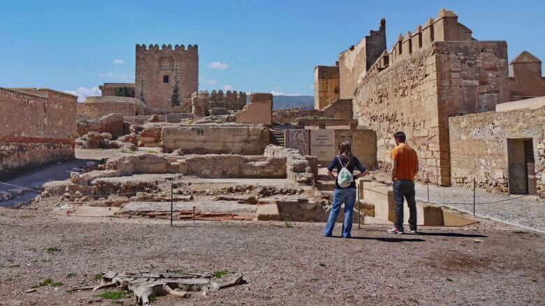 Alcazaba von Almería