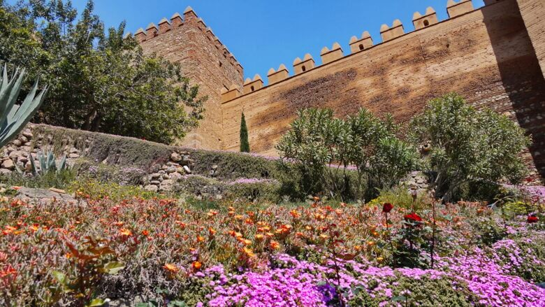 Almería im Frühling