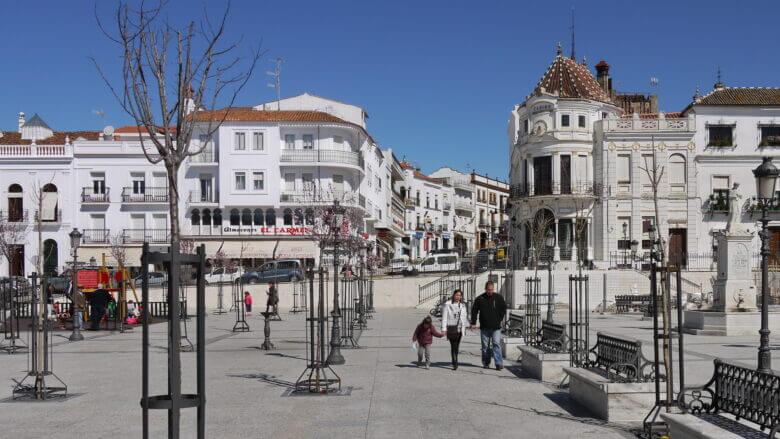 Plaza del Marqués de Aracena