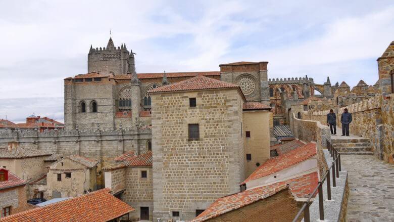 Stadtmauer von Ávila