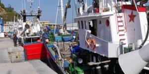 Getaria an der Baskischen Küste