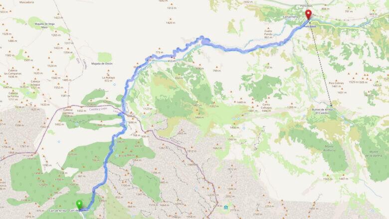 Ruta del Cares (Picos de Europa)