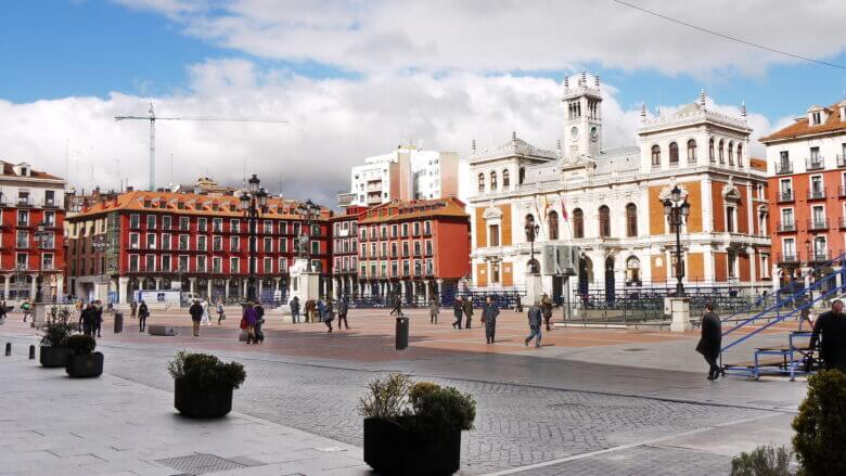 Stadt Valladolid, Kastilien und León,