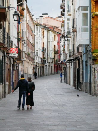 Altstadt von Vitoria-Gasteiz