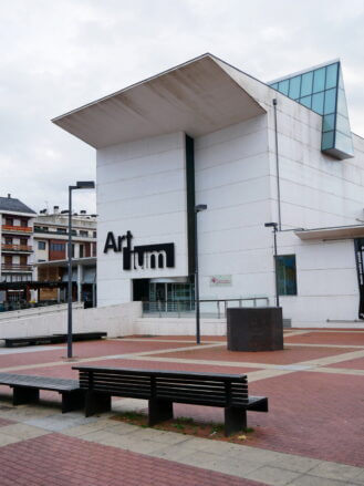Atrium in Vitoria-Gasteiz