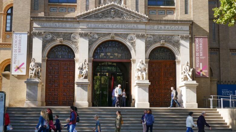 Universität in Saragossa