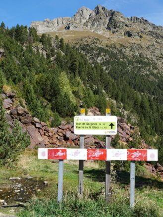 Valle de Benasque in den Pyrenäen