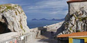 Castro Urdiales: Malerische Hafenstadt mit kleiner Altstadt