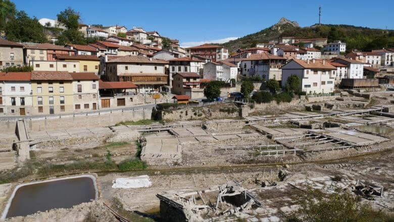 Dorf Salinas de Añana