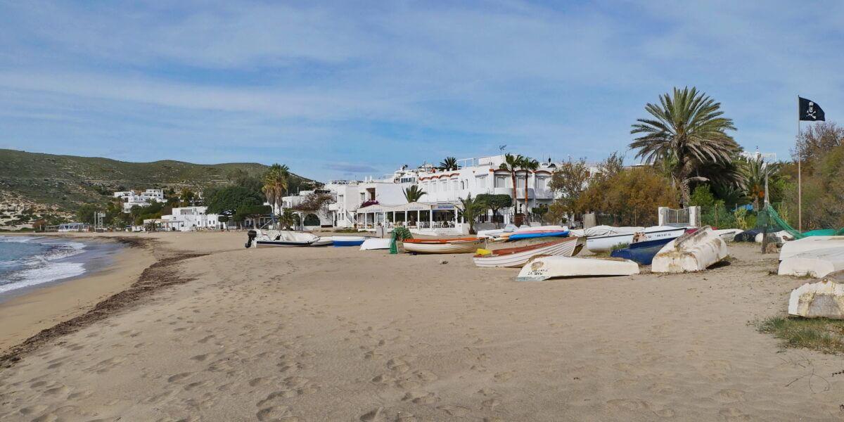 Agua Amarga (Cabo de Gata)
