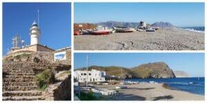 Cabo de Gata Bilder