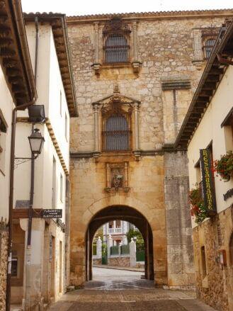 Altstadt von Covarrubias